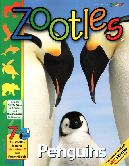 Zootles Cover - 12/1/2014