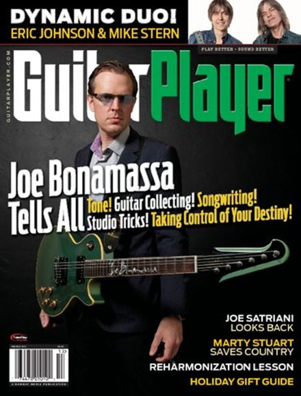 Guitar Player Cover - 12/31/2014