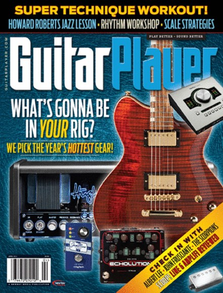 Guitar Player Cover - 4/1/2014