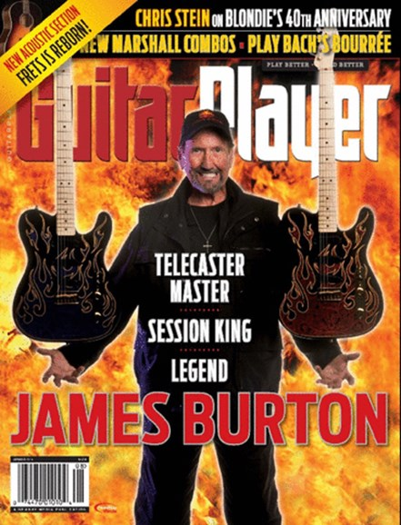 Guitar Player Cover - 8/1/2014