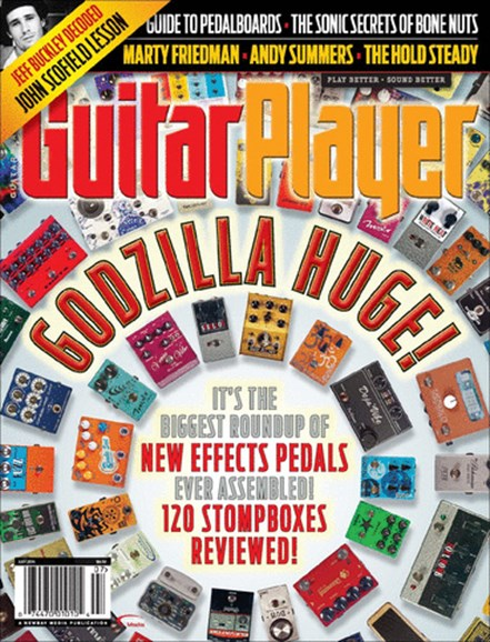 Guitar Player Cover - 7/1/2014