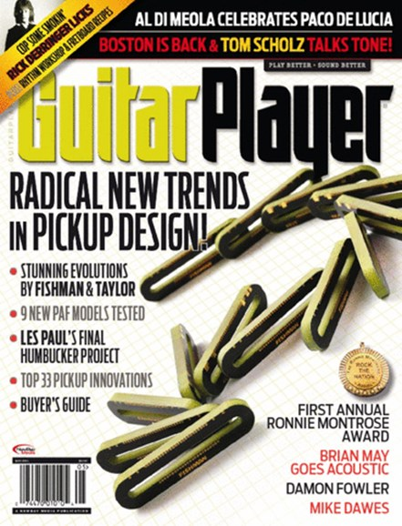 Guitar Player Cover - 5/1/2014