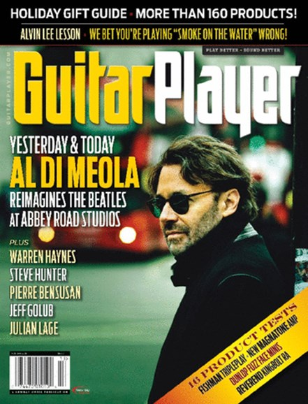 Guitar Player Cover - 12/31/2013