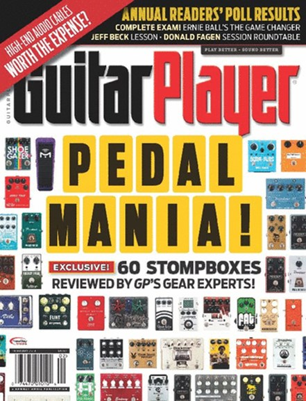 Guitar Player Cover - 2/1/2013