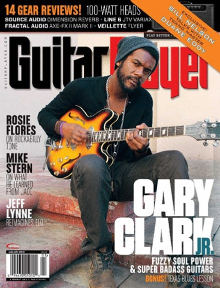 Guitar Player Cover - 1/1/2013