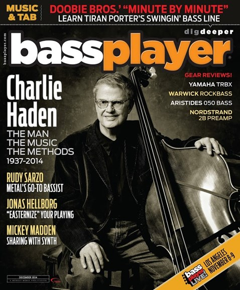 Bass Player Cover - 12/1/2014