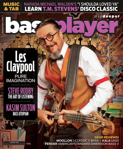 Bass Player Cover - 12/31/2014