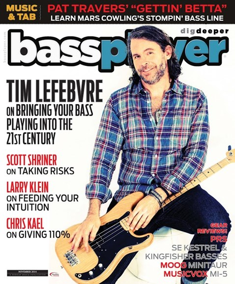 Bass Player Cover - 11/1/2014