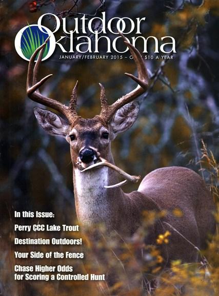 Outdoor Oklahoma Cover - 1/1/2015