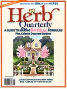 Herb Quarterly Magazine 3/1/2015