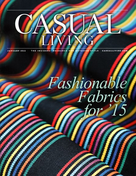 Casual Living Cover - 1/1/2015