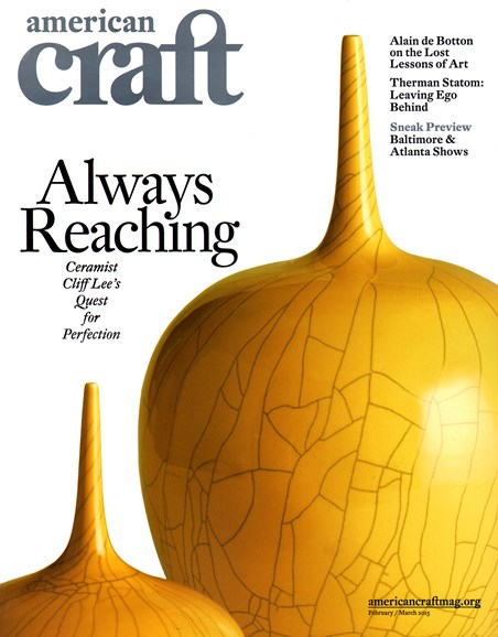 American Craft Cover - 2/1/2015
