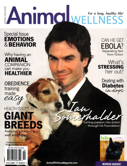 Animal Wellness Cover - 2/1/2015