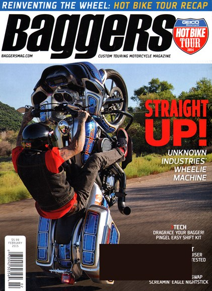 Baggers Cover - 2/1/2015