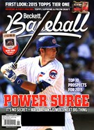 Beckett Baseball Magazine 2/1/2015