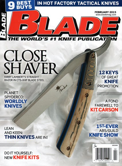 Blade Cover - 2/1/2015