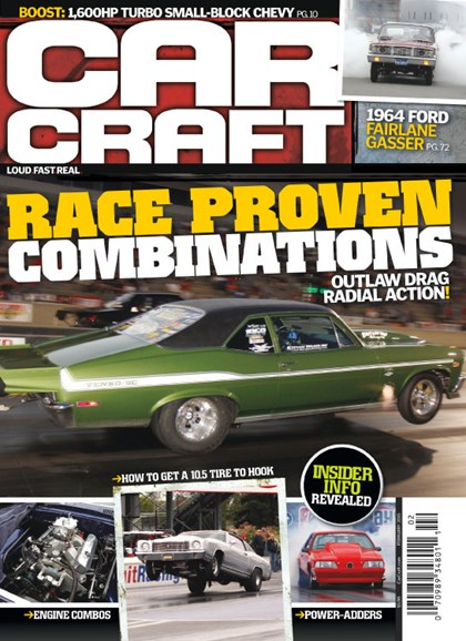 Car Craft Cover - 2/1/2015