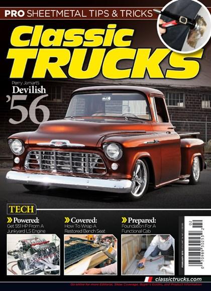 Classic Trucks Cover - 2/1/2015