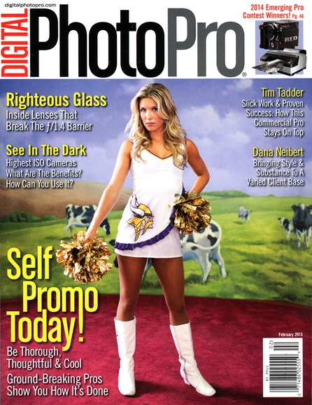 Digital Photo Pro Cover - 2/1/2015
