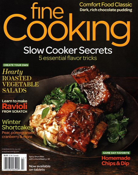 Fine Cooking Cover - 2/1/2015