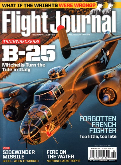 Flight Journal Cover - 2/1/2015