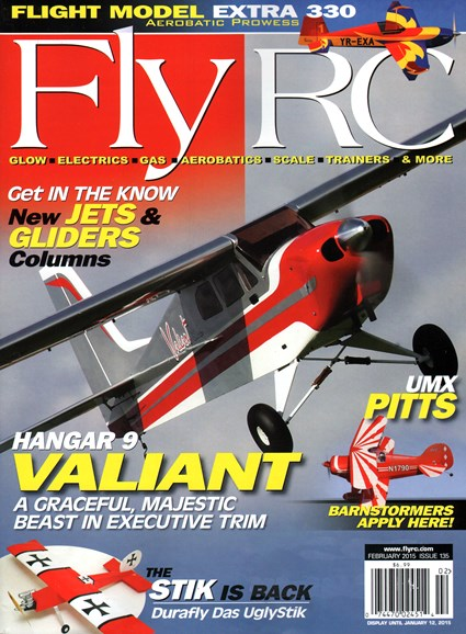 Fly RC Cover - 2/1/2015