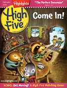 High Five Magazine 2/1/2015
