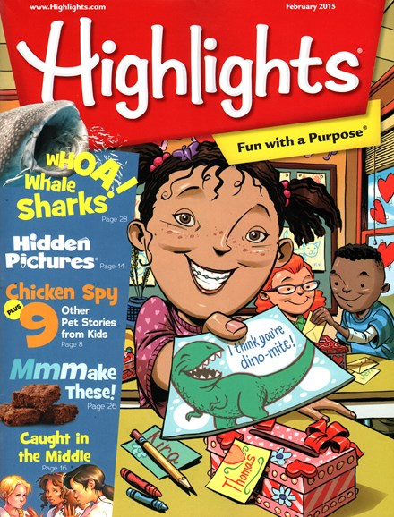 Highlights Cover - 2/1/2015