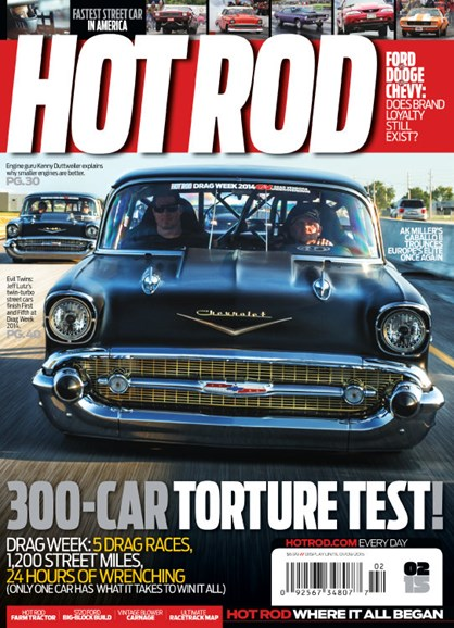 Hot Rod Cover - 2/1/2015