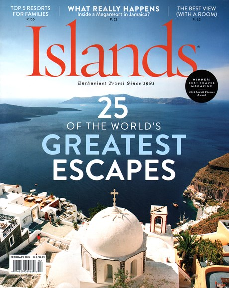 Islands Cover - 2/1/2015