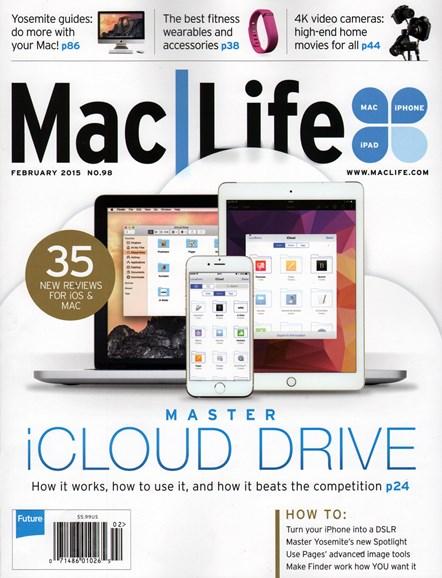 Mac | Life Cover - 2/1/2015