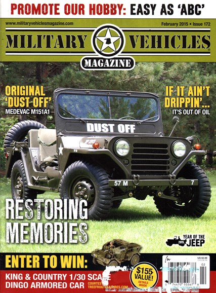 Military Vehicles Cover - 2/1/2015