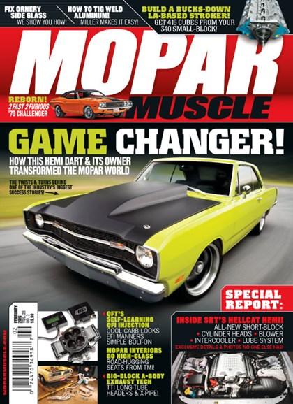 Mopar Muscle Cover - 2/1/2015