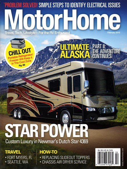 MotorHome Cover - 2/1/2015