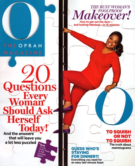 O The Oprah Cover - 2/1/2015