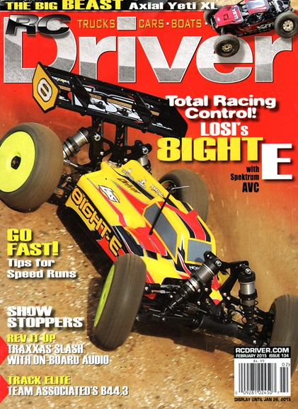 RC Driver Cover - 2/1/2015