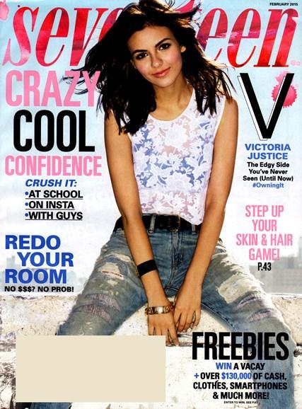 Seventeen Cover - 2/1/2015