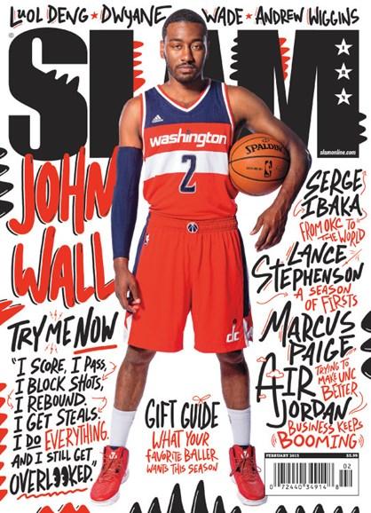Slam Cover - 2/1/2015