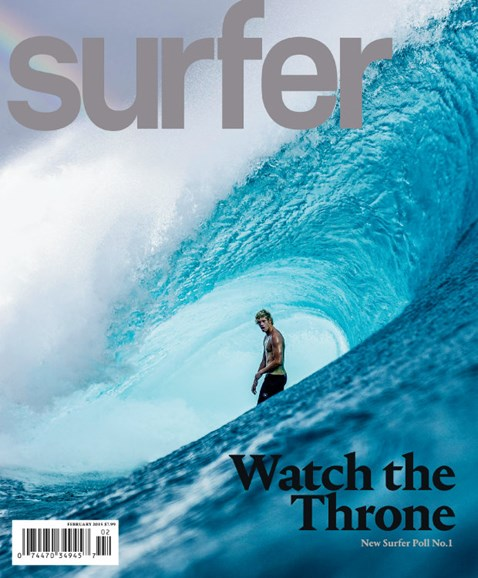 Surfer Cover - 2/1/2015