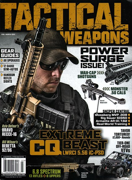 Tactical Life Cover - 2/1/2015