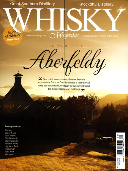 Whisky Cover - 2/1/2015