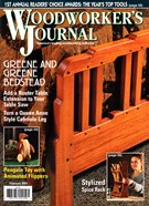 Woodworker's Journal Magazine 2/1/2015
