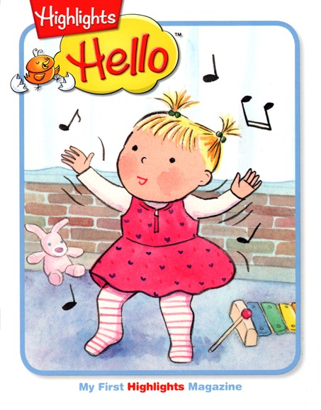 Highlights Hello Cover - 2/1/2015