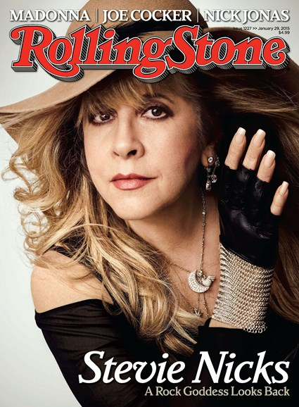 Rolling Stone Cover - 1/29/2015