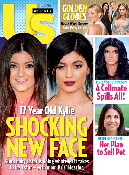 Us Weekly Cover - 1/26/2015