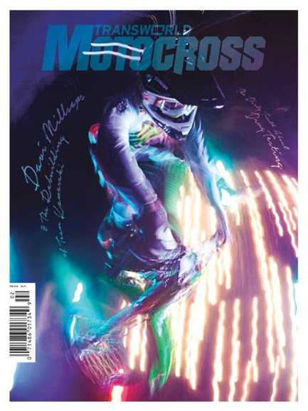 Transworld Motocross Cover - 2/1/2015