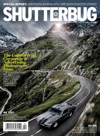 Shutterbug Cover - 2/1/2015