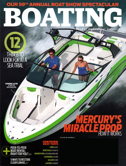 Boating Cover - 2/1/2015