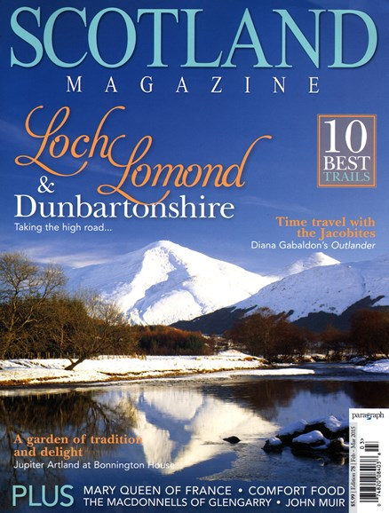 Scotland Magazine Cover - 2/1/2015