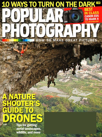 Popular Photography Cover - 2/1/2015